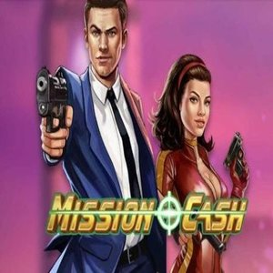 Mission cash slot logo