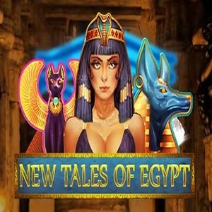 New Tales of Egypt slot logo