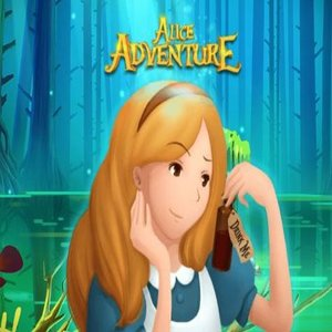 Alice Adventure slot logo