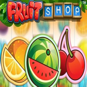 Fruit Shop slot logo