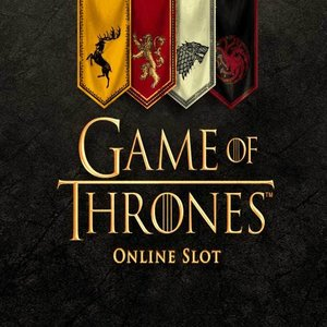 Game of thrones slot logo