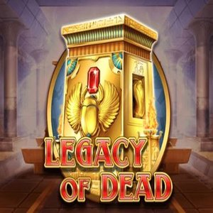 Legacy of dead slot logo