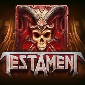 Testament slot logo