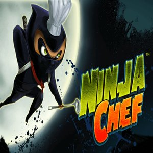 Ninja chef slot logo