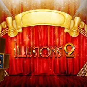 Illusions 2 slot logo