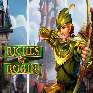 Riches of Robin logo slot