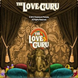Love guru slot logo