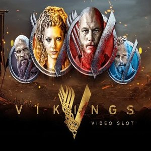 Vikings slot logo
