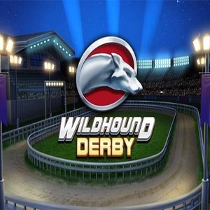 Wildhound derby slot logo