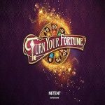 Turn your fortune slot logo