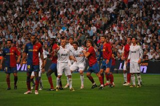barcelona vs real madrid la liga